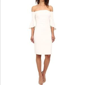 Laundry Montreal white cocktail dress Sz 0 new